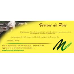 Grillade de porc marinée provence