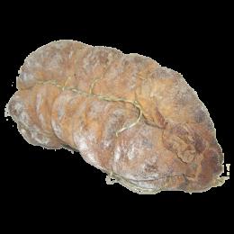 Jambon cuit a l'os tranché